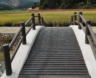 仿木栏杆定制