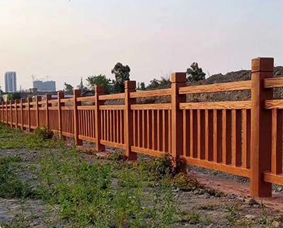 仿木栏杆生产