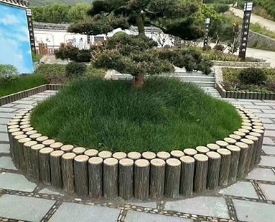 仿木景观小品定制